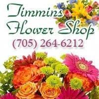 Timmins Flower Shop Inc / Edible Fruit Blooms