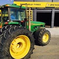 Goudveld Tyre/Dunlop Zone Hennenman