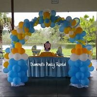 Diamond's Party Rental