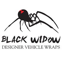BLACK WIDOW Vehicle Branding Specialist