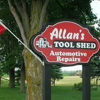 Allan's Tool Shed