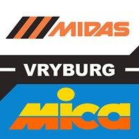 Vryburg Midas
