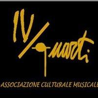 Associazione Culturale Musicale IV/Quarti
