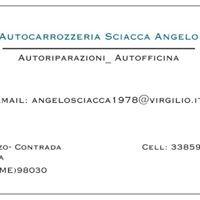 Autocarrozzeria  Sciacca Angelo