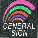 General Sign Service