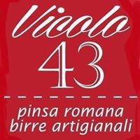 Vicolo 43
