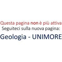 Scienze Geologiche Modena
