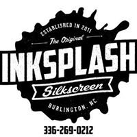 InkSplash Silkscreen