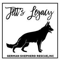 Jett's Legacy German Shepherd Rescue, Inc.