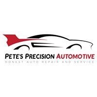 Pete's Precision Automotive