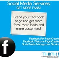 Think! Social Media Services - GET MORE FANS