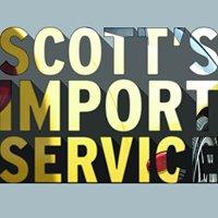 Scott's Import Service