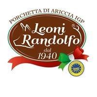 """Porchetta di Ariccia """"Leoni Randolfo"""" dal 1940"""