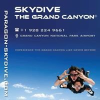 Skydive The Grand Canyon - Paragon Skydive