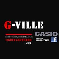 G-Shock Ville