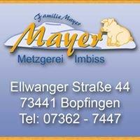Metzgerei Mayer