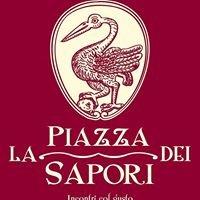 La Piazza dei Sapori - Incontri col gusto