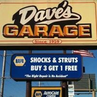 Dave's Garage South Bend IN