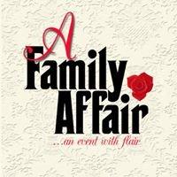 A Family Affair Events, LLC