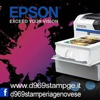 D969 Stamperia Genovese