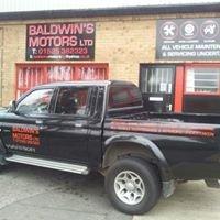 Baldwin's Motors Ltd
