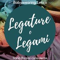 Legature e legami - Portare i bimbi in fascia - Lecco e limitrofi