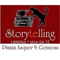 Storytelling Libreria-Sala da tè
