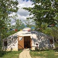 La Yurta di Santa Luce