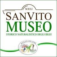 Scicli - Chiesa di San Vito - Museo Storico Naturalistico degli Iblei