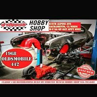 STRICTLY MUSCLE HOBBY SHOP