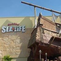 Gardaland Sealife Aquarium