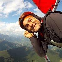 Monte Cucco in volo
