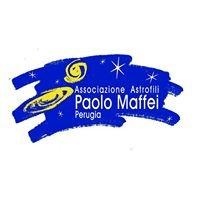 """Associazione Astrofili """"Paolo Maffei"""" Perugia"""
