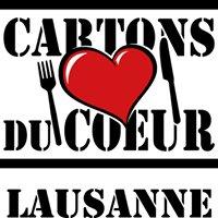 Cartons du Coeur de Lausanne