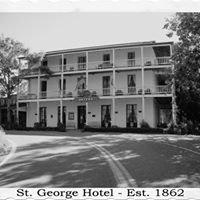St. George Hotel Volcano