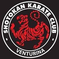 Shotokan karate club venturina