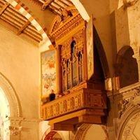 Organo Antegnati di San Nicola - Almenno San Salvatore