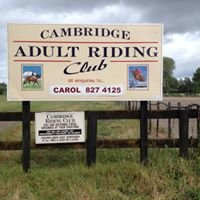 Cambridge Riding Club