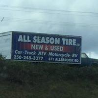 All Season Tire Co Ltd