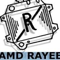 AMD RAYEE Autoradiatoren