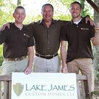 Lake James Custom Homes