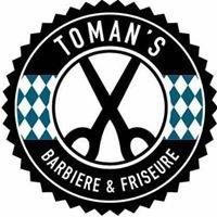 TOMAN's Barbiere/Friseure