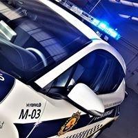 Abuc System · Equipamiento de vehículos policiales e industriales