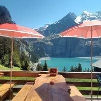 Panorama Restaurant zur Sennhütte am Oeschinensee