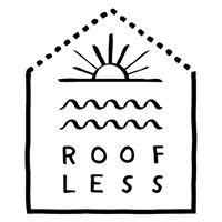 Roofless Surf school and shop