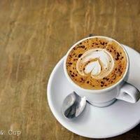 Saucer & Cup