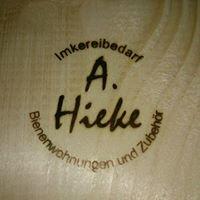 A. Hieke Imkereibedarf