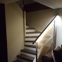 Dom' Protec habillage d'escalier et plan de travail