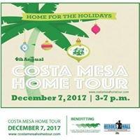 Costa Mesa Home for the Holidays Design & Home Tour