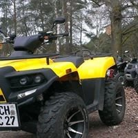 SCOOBARENT QUAD-BUGGY-TOUREN